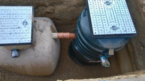 Foul drainage system