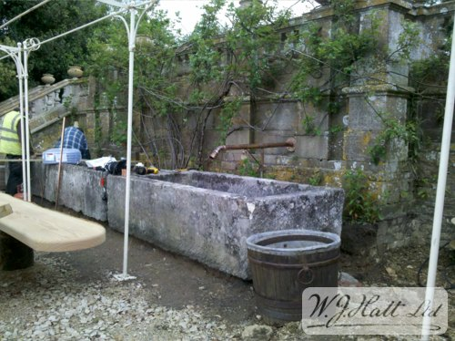 Circulating water trough #2