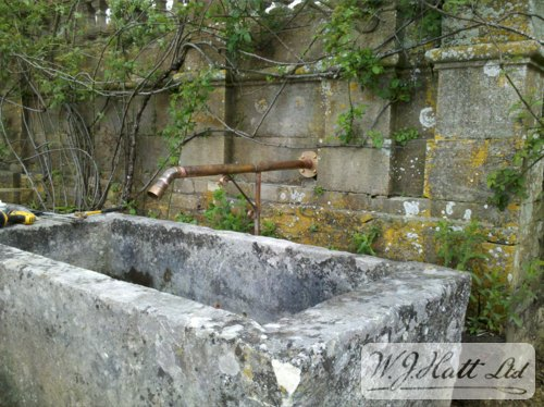 Circulating water trough #3