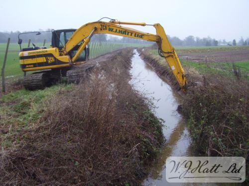 Dredging Waterways