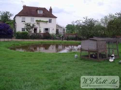 Butyl Lined Ponds