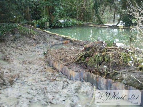 Repairing Leaking Waterways